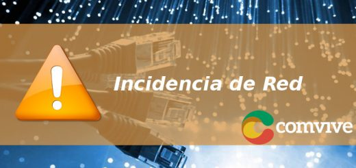Incidencia Red